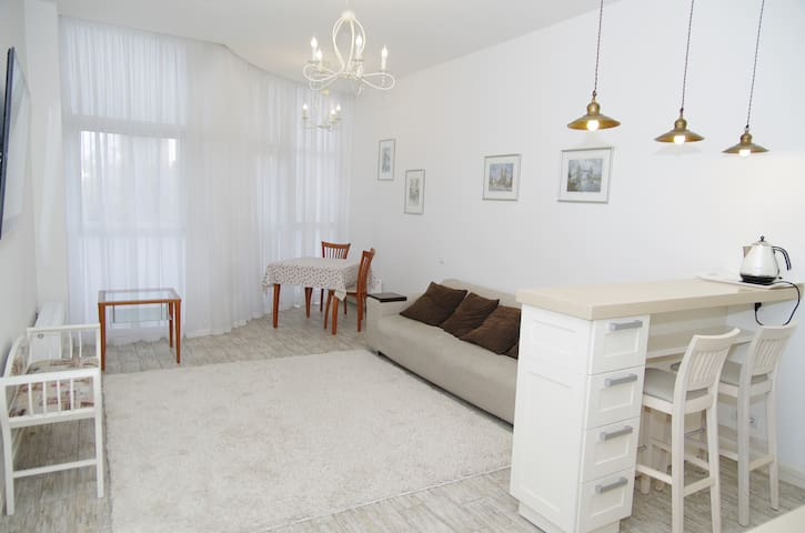 Cosy apartment in city center near a park - Odessa