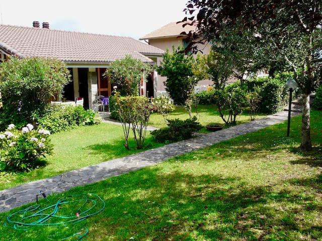 Villa on hillside, near to Chiavari (Genova)