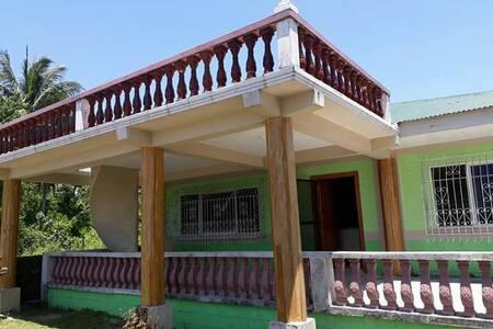 BEACHFRONT HOUSE FOR RENT ( LONG TERM)