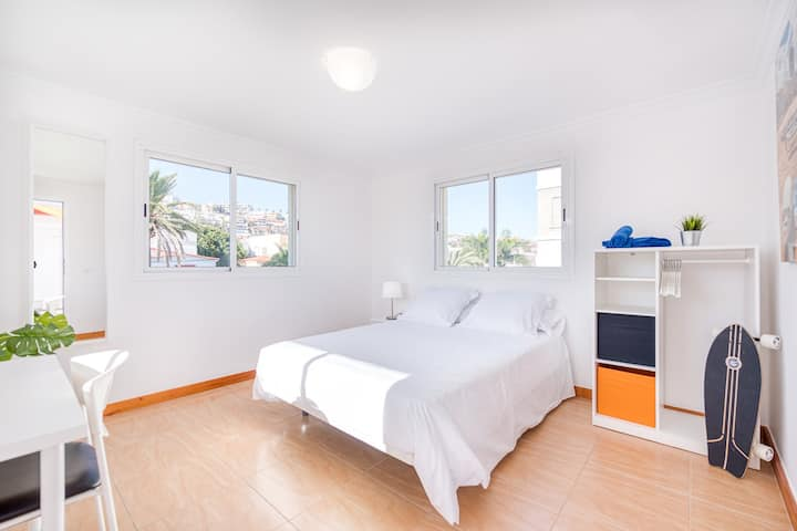 Fuerteventura Room at Papaya Coliving by CWC