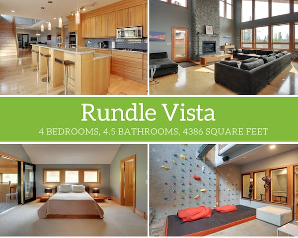 Rockies Rentals: Luxury Canmore Home with Views!