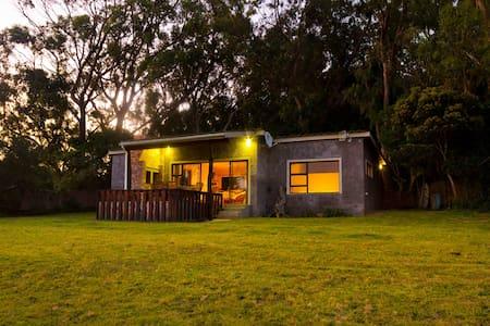 Oribi Haven - Guineafowl Cottage - Kasouga - Ev