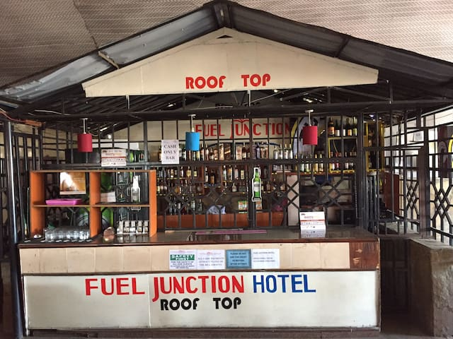 Come And Fuel Up @Fuel Junction Hotel
