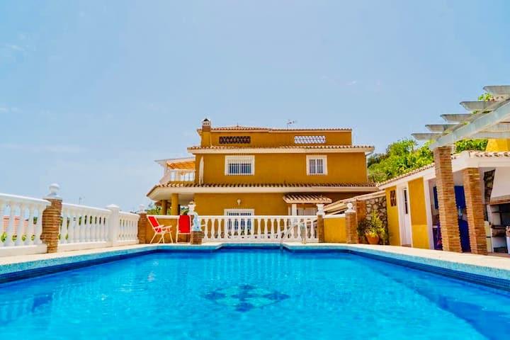 Villa El Cerrillo Málaga