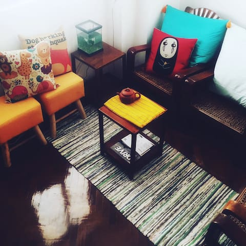 Cozy Room within Downtown Yangon - Yangon - Appartement