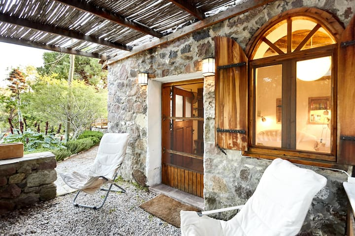 COTTAGE IN THE OLIVE FARM @ BADEMLİ