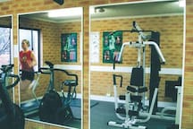 Fitness Centre - Perth City Apartment Hotel