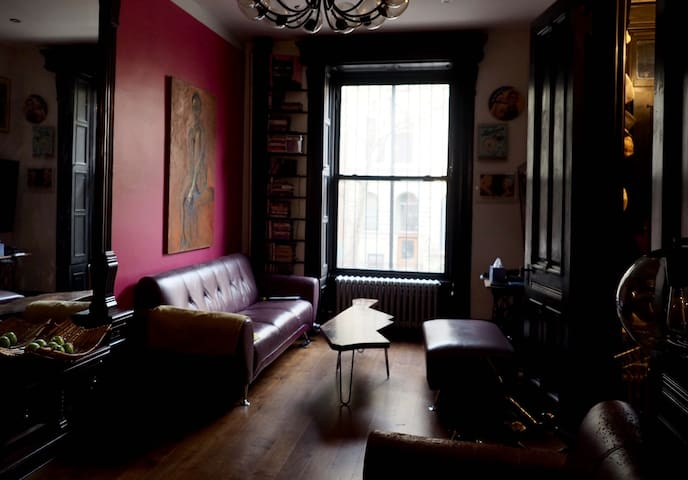 Room in a beautiful house in the legendary Harlem