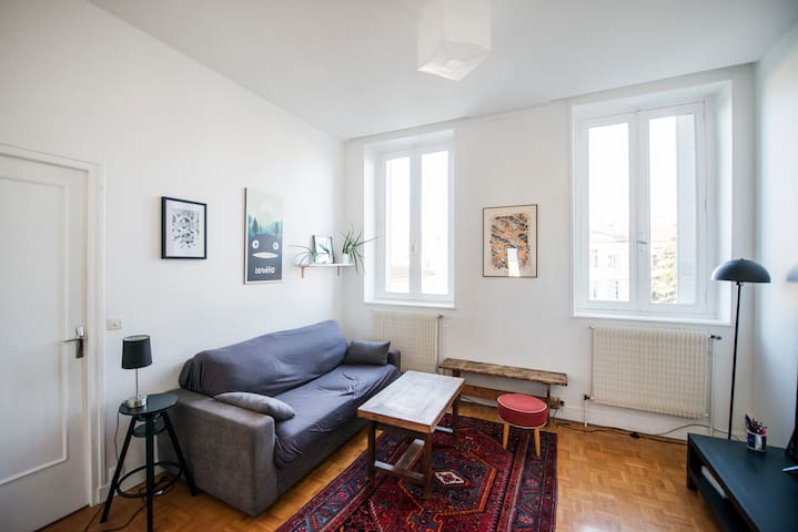 Appartement plateau Croix Rousse