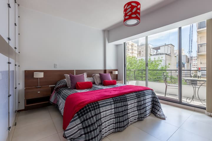 Brand New Roomy Studio in Abasto.
