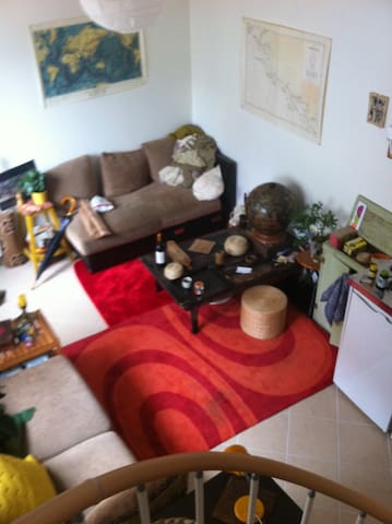 Appartement cosy La Fontaine