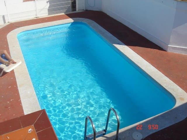 Studio for 3 persons with pool R80424