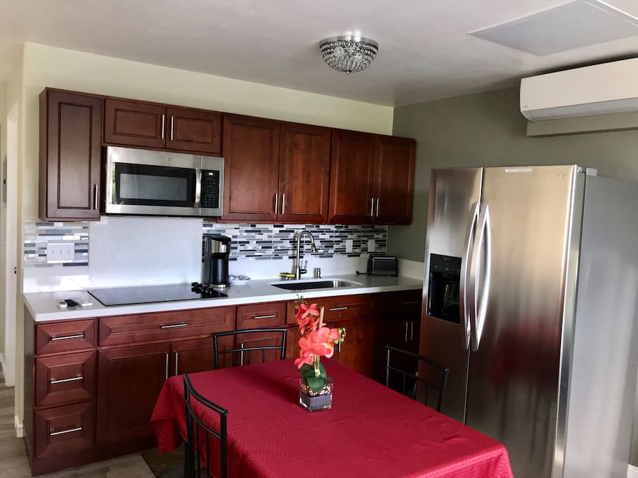 Brand new studio apartment - new construction designed for your privacy and comfort while you explore Hawaii