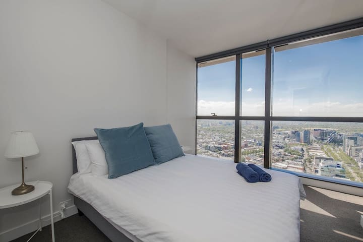 Spectacular View Apartment Melbourne central