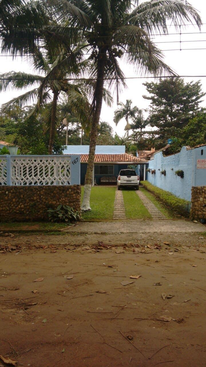 Aluguel de casa na Praia de Maresias.