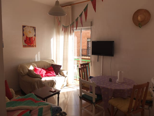 Room in Sevilla old center - Sevilla - Flat