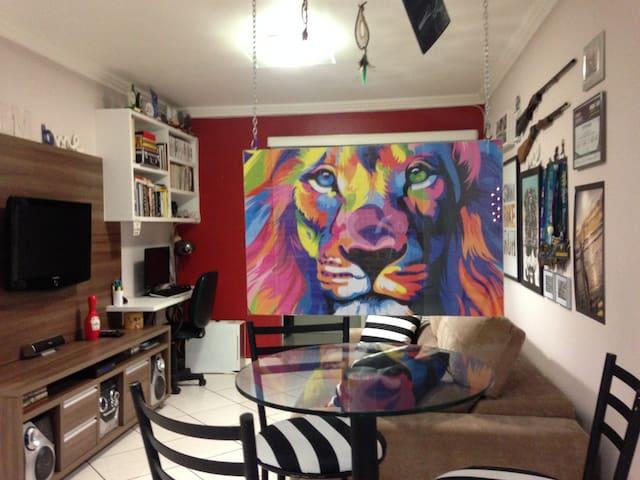 Quarto/estúdio a 200m da praia - Balneário Camboriú - Appartement