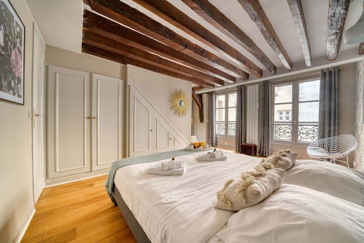 Amazing Duplex in Saint Germain des Près (2066)