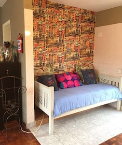 Durban  SA - Inner City Apartment - Durban - Appartement