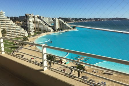 San Alfonso del Mar (biggest pool in the world) - Mirasol - Huoneisto