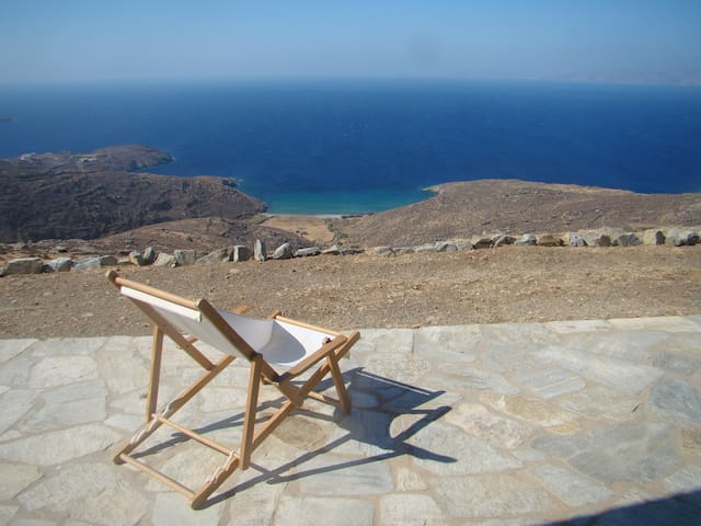 Aegean Best View 3bedrooms+3baths - GR - Casa