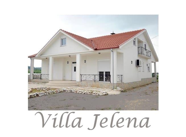 Villa Jelena  Bogorodica bij Gevgelija - Macedonië
