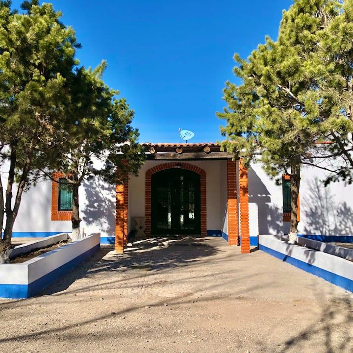 Rancho El Tenamaste ABRIL OFERTA ESPECIAL.