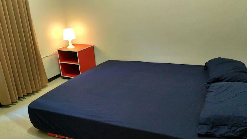 Private Room Plus Motorbike..!