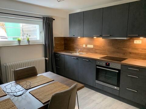 neu renoviertes Appartement im Industrial Design