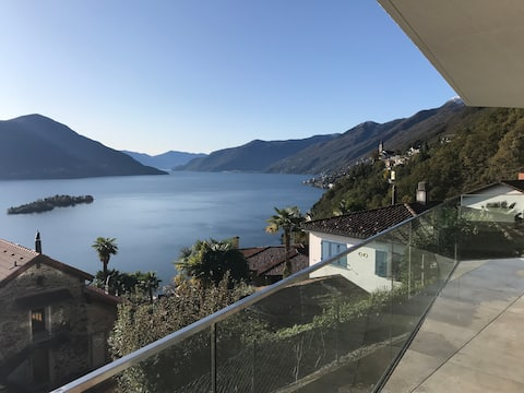 Spondabella - Spectacular Lago Maggiore views