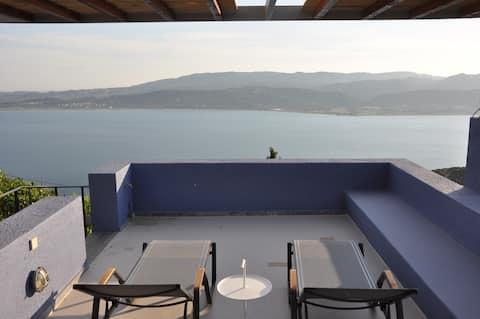 Boutique Villa Blue-Great view, Unique experience