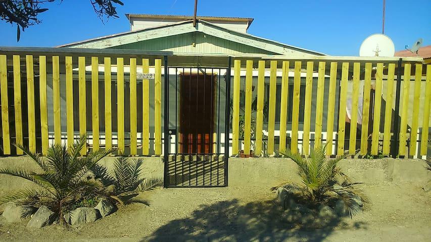 Casa para 8 personas en Bahìa Loreto