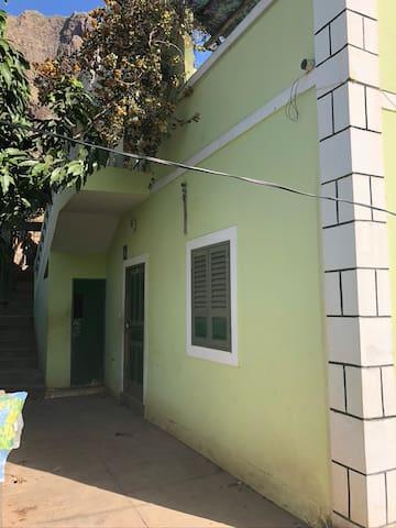 Casa Soares - Great place to enjoy Santo Antão.