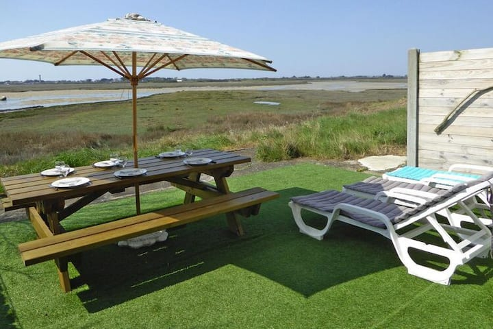 4 star holiday home in Portbail