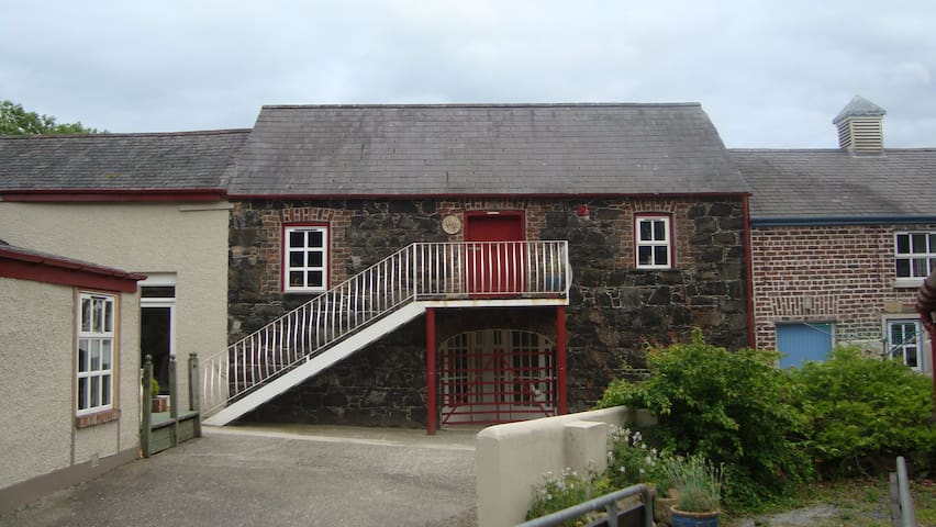 Wheat Loft Apartment at Ballydougan Pottery