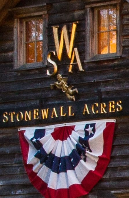 Welcome to Stone Wall Acres