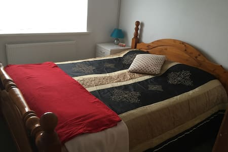 Comfortable double bedroom. - Sedbury