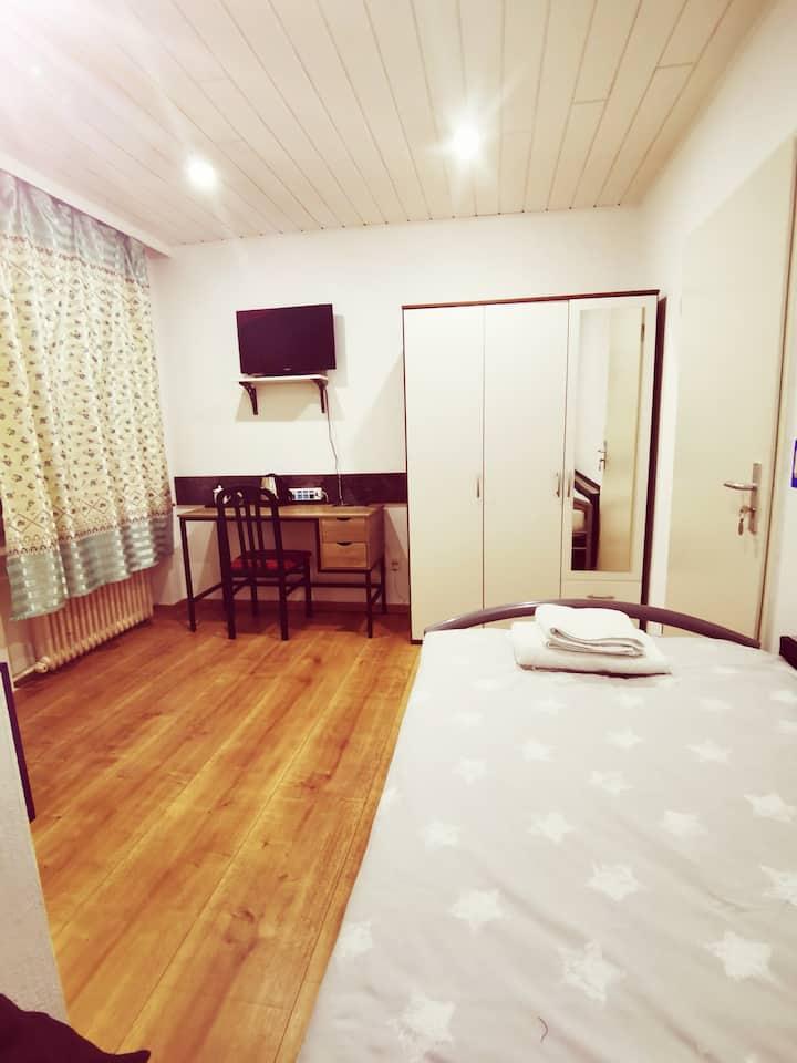 Einzelzimmer Standard im Hotel Destille