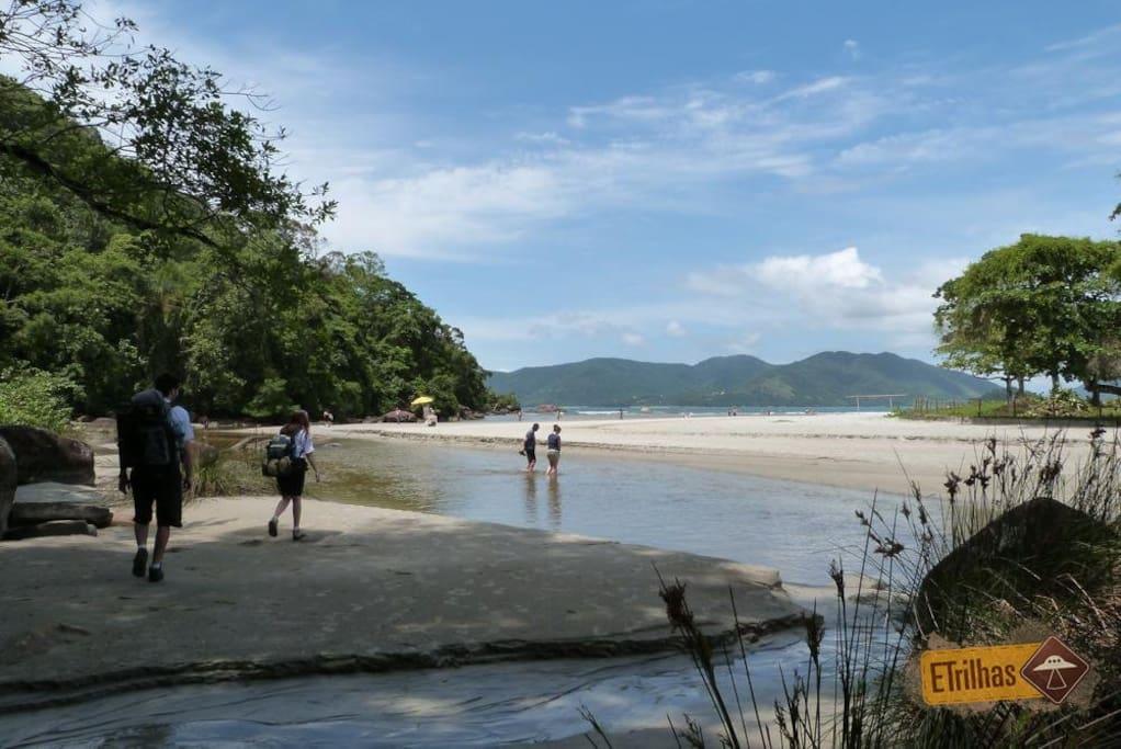 """Perfeita para caminhadas e pedaladas ou mesmo só pra quem quer ficar fazendo """"milanesa"""" na praia."""