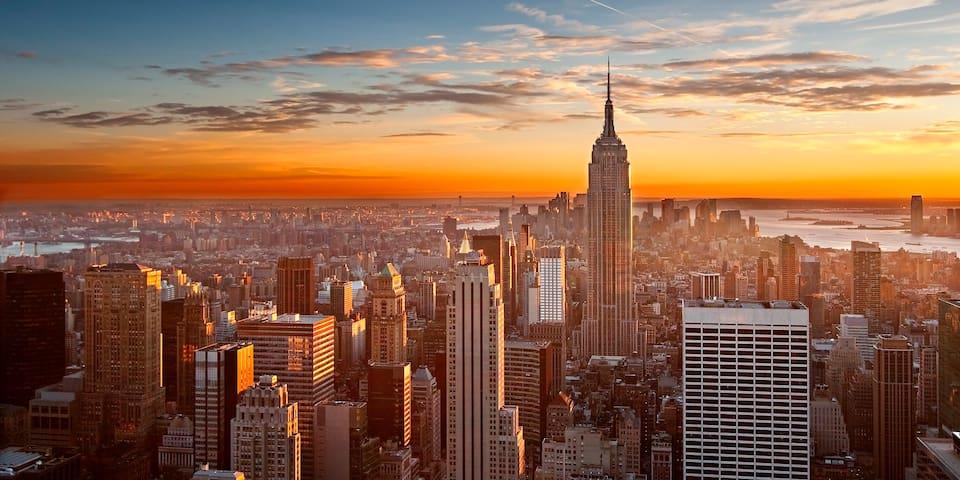 Amazing 2BR Apartment few minutes to Manhattan