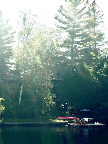 Danford Deck House (near Mont Ste Marie)