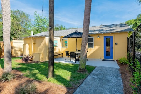 NEW Folly Vacation Laid Back Casual Beach Bungalow