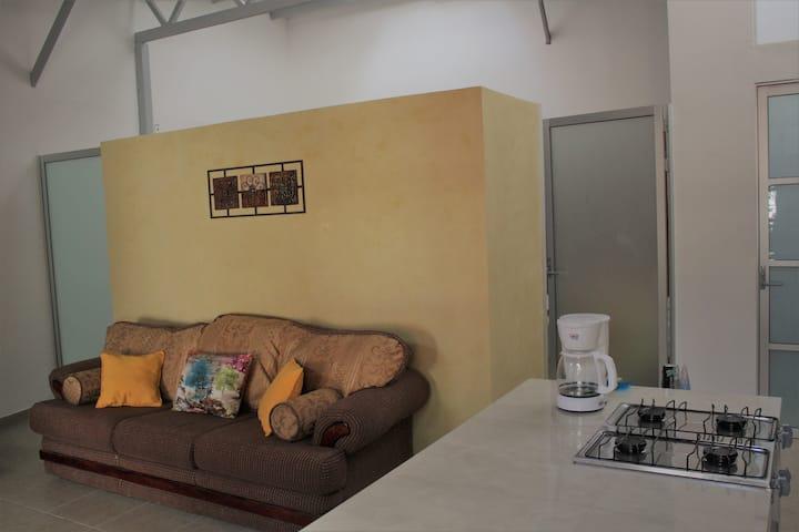 Sonríe!! Lindo apartamento de descanso.