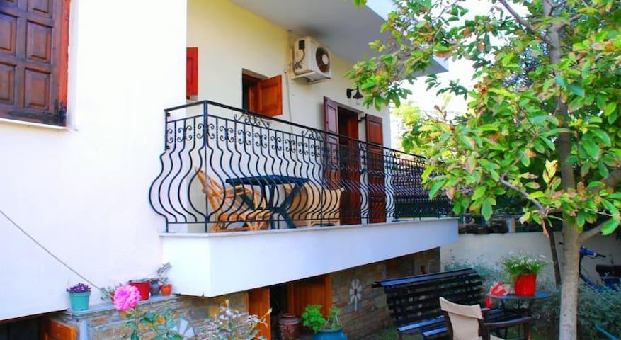 Kala Nera Efi house Apartment - Kala Nera - Pis