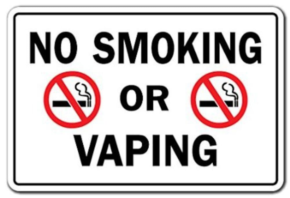 Please respect our future guest/s  NO SMOKING/VAPING inside the unit, we may file a complain with AirBnB should this rule be broken... On the other hand, by City Ordinance NO SMOKING in all public places in Metro Manila