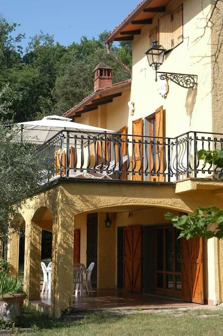Apt Villa le Macine