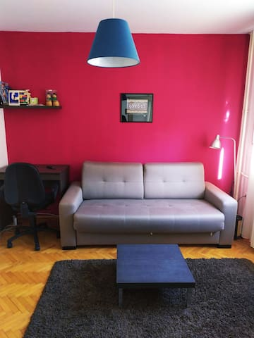 A cosy & comfortable place near the city centre