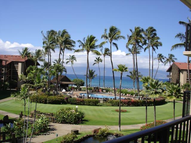 Maui Deluxe OceanView Studio Papakea