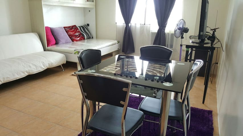 Modern Studio Madison Place Cubao - Quezon City - Wohnung