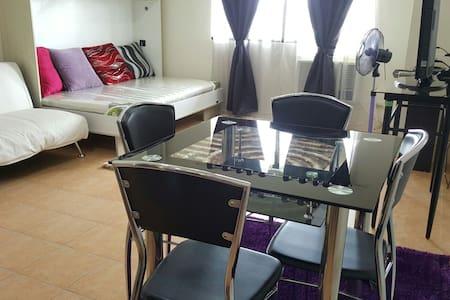 Modern Studio Madison Place Cubao - Quezon City